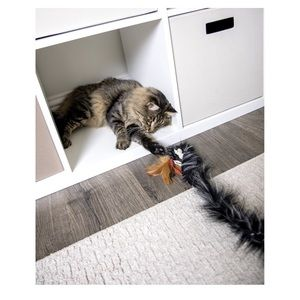 NEW. Plume Cat Toy